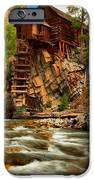 Historic Colorado Landscape iPhone Case by Adam Jewell