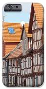 Historic houses in Germany iPhone Case by Heiko Koehrer-Wagner