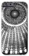 Historic Sophia Ceiling iPhone Case by John Rizzuto