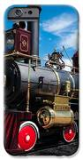 Historic Steam Locomotive - Promontory Point iPhone Case by Gary Whitton