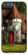 House - Westfield NJ - Fit for a king iPhone Case by Mike Savad