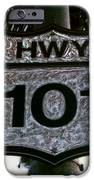 HWY 101 iPhone Case by Glenn McNary