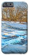 Ice Falls iPhone Case by Baywest Imaging