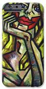 Intrigued iPhone Case by Kamil Swiatek