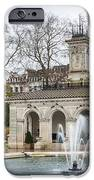 Italian Fountain in London Hyde Park iPhone Case by Semmick Photo