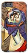 Jesus iPhone Case by Anthony Falbo