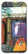 Knicks Tavern iPhone Case by Lyla Mitchell