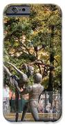 La Fuento de los Bailarines iPhone Case by Deborah Smolinske