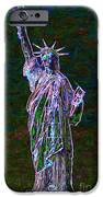 Lady Liberty 20130115 iPhone Case by Wingsdomain Art and Photography