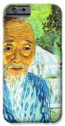 Lao Tzu iPhone Case by Jane Small