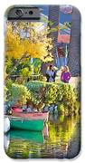 Late Afternoon Stroll iPhone Case by Chuck Staley