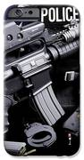 Law Enforcement Tactical Police iPhone Case by Gary Yost