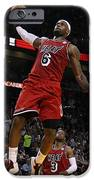 Lebron iPhone Case by Paint Splat