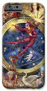 Legacy of the Divine Tarot iPhone Case by Ciro Marchetti