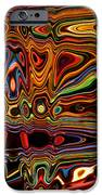 Light painting 1 iPhone Case by Delphimages Photo Creations