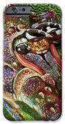lobster season Re0027 iPhone Case by Carey Chen