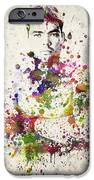 Lyoto Machida iPhone Case by Aged Pixel
