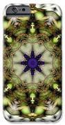 Mandala 21 iPhone Case by Terry Reynoldson