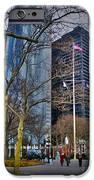 Manhattan iPhone Case by Claudia Mottram