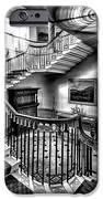 Mansion Stairway V2 iPhone Case by Adrian Evans