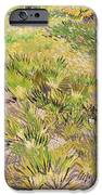 Meadow with Butterflies iPhone Case by Vincent Van Gogh