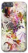 Michael Jordan iPhone Case by Aged Pixel