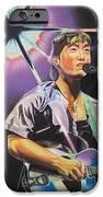 Micheal Kang iPhone Case by Joshua Morton