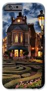 Midnight in the Labyrinth Garden  iPhone Case by Lee Dos Santos