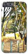 Miller Road iPhone Case by Artist and Photographer Laura Wrede