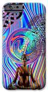 Mind Bender iPhone Case by Jason Saunders