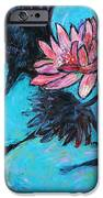 Monet's Lily Pond III iPhone Case by Xueling Zou