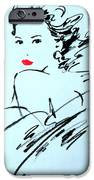 Monique Variant 2 iPhone Case by GIANNELLI