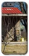 Mountain Cabin in Tennessee 1 iPhone Case by Douglas Barnett