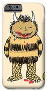 Natural instinct iPhone Case by Budi Kwan