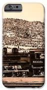 Nevada Northern Railway iPhone Case by Robert Bales