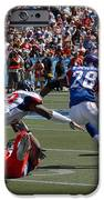 NFL Pro Bowl iPhone Case by Mountain Dreams