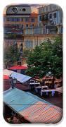 Nice Flower Market iPhone Case by Inge Johnsson