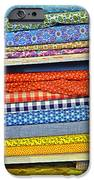 Old Country Store Fabrics iPhone Case by Christine Till