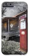 Old Gas Pump iPhone Case by Debra and Dave Vanderlaan