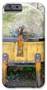 Old grindstone iPhone Case by Ivan Slosar