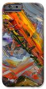 Paint Number 44 iPhone Case by James W Johnson