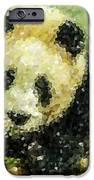 Panda iPhone Case by Lanjee Chee