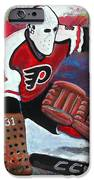 PELLE LINDBERGH iPhone Case by Steve Benton