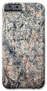 Pollock's Number 1 -- 1950 -- Lavender Mist iPhone Case by Cora Wandel
