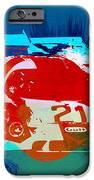 Porsche 917 Racing 1 iPhone Case by Naxart Studio