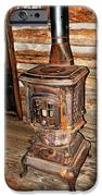 Potbelly Stove iPhone Case by Marty Koch
