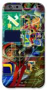 prayer for redemption 14zg iPhone Case by David Baruch Wolk