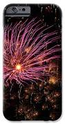 Purple Orbit iPhone Case by Aimee L Maher Photography and Art
