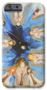 Revelation 8-11 iPhone Case by Cassie Sears