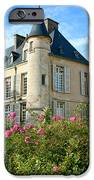 Roses at the Castle iPhone Case by Olivier Le Queinec